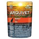 ARQUIVET - Pack 8 Bolsas Pienso de Pavo para Gatos - Comida para Gatos - Alimentos para Gatos - Comida para felinos - Cantidad: 2800 gr (350 gr x 8 Unidades)
