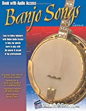 Banjo Songs Book with Audio Access