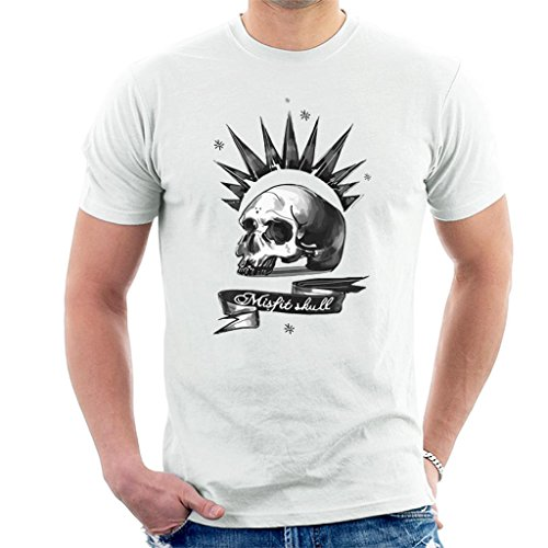 Life is Strange Misfit Skull Men's T-Shirt