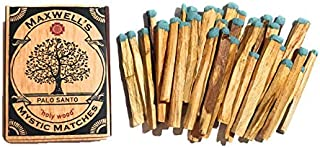 """Maxwell's Mystic Matches Palo Santo Incense Match Sticks 