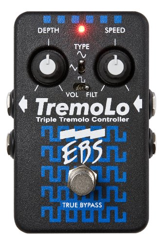 EBS TremoLo Triple Tremolo