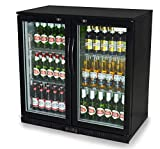 Capital Primo 2 HD | Hinged Double Door Back Bar Beer Fridge