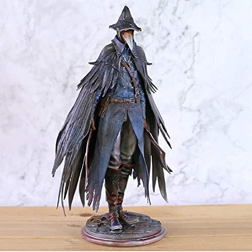 GSDGSD Juego Bloodborne Eileen The Crow PVC Figura Coleccionable Estatua 1/6 Escala Modelo de Juguete 30 cm