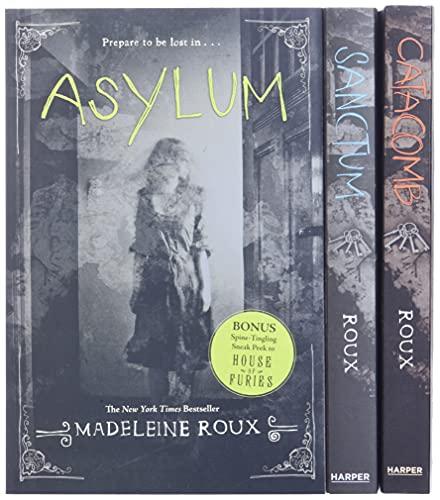 Asylum 3-Book Box Set: Asylum, Sanc…