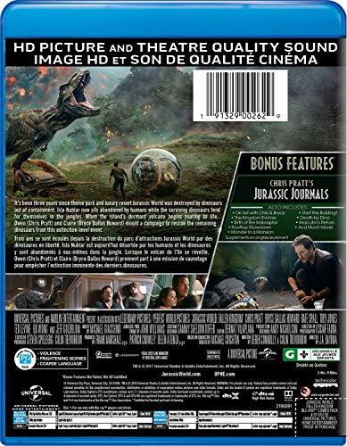 Monde Jurassique : Le Royaume Déchu [Blu-ray] (Sous-titres français) - 1