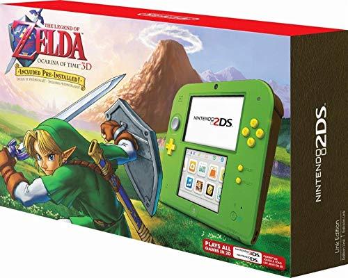 Nintendo 2DS - Legend of Zelda Ocarina of Time 3D (Renewed)