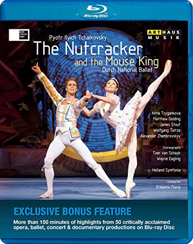 Tchaikowsky - The Nutcracker and the Mouse King [Blu-ray]
