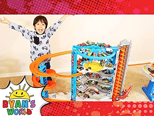 Ryan's Colossal Toy Car Collection!