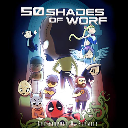 50 Shades of Worf audiobook cover art