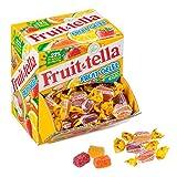 Fruittella Caramelle Gelee con Succo di Frutta Morbide, Gusti Assortiti Fragola, Arancia e...