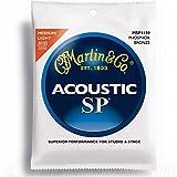 Martin MSP4150 SP Phosphor Bronze Acoustic Guitar Strings,...
