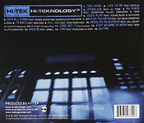 Hi-Teknology Vol.3