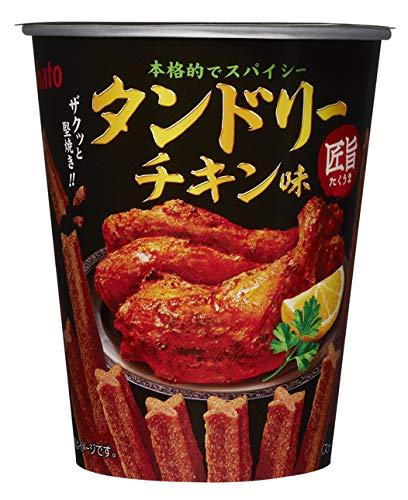 東ハト 匠旨タンドリーチキン味 40g ×12箱