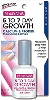 Nutra Nail 5 to 7 Day Growth Calcium Formula by CCA Industries, Inc.
