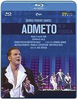 ヘンデル:歌劇『アドメート』全曲 [Blu-ray]
