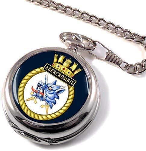 HMS Abercrombie Full Hunter reloj de bolsillo