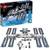 LEGO Ideas International Space Station 21321 Building Kit (864 Pieces)