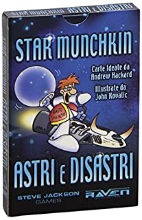 Raven - Star Munchkin - Astri e Disastri (B005MXEN08) | Amazon price tracker / tracking, Amazon price history charts, Amazon price watches, Amazon price drop alerts