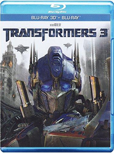 Transformers 3 (Blu-Ray 3D+2 Blu-Ray) [Italia] [Blu-ray]