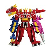 BANDAI Power Rangers : Dino Charge – DX Megazord Dino Charge