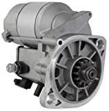 NEW STARTER MOTOR COMPATIBLE WITH JOHN DEERE MOWER 3235C 3245C 1565 JD AM876435 AM878415 228000-0250 228000-0251