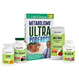 NaturalSlim Anti-Stress Relaxing Kit - Formulated by Award Winning Metabolism & Weight Loss Specialist - Book Comes only in Spanish