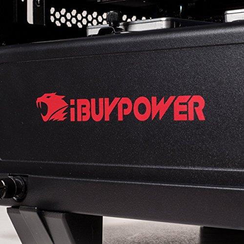 Ordinateur de bureau Ultra Gaming iBUYPOWER Ardoise 9200 Intel i7-8700K 3,7 GHz, NVIDIA Geforce GTX 1070 8 Go - 4