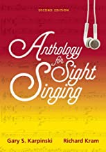 Best anthology for sight singing second edition Reviews