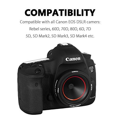 Thingyfy Pinhole Pro S40 - Lente para cámara réflex Digital Canon ...