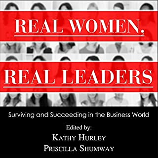 Real Women, Real Leaders cover art