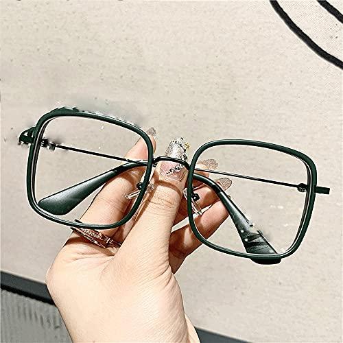 L-yxing proteger los ojos Deseable para computadora y telefono nómada luz anti-azul, protección lined faidful con mate receta para hombres y mujeres, vasos anti-azules, gafas protectoras de Blu-ray Le