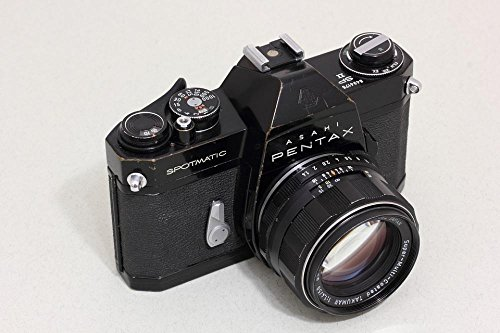 LAMINATED 36x24 inches Poster: Asahi Pentax Optical Japan Slr 35Mm Film Camera Takumar Lens Reflex Body Photo Equipment Camera Photography Spotmatic Spotmatic 2 Spotmatic Ii Chrome Analog