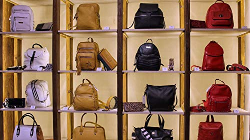 Shop Argentina's legendary leather: buy handmade belts, bags, and more in Mendoza's factory stores