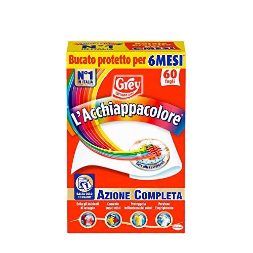 L'ACCHIAPPACOLORE - N°1 in ITALIA - 60 fogli X 4 Conf