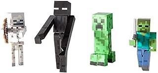 Best minecraft figure 4-pack hostile mobs set Reviews