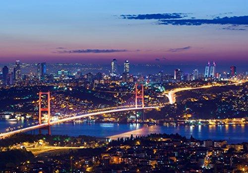 wandmotiv24 -   Fototapete Istanbul