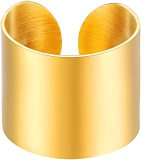 Best cuff ring gold Reviews