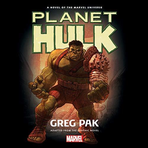 Planet Hulk cover art