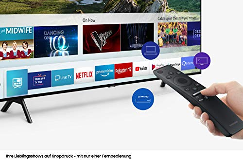 Samsung GQ49Q70RGTXZG 123 cm (49 Zoll) Flat QLED TV Q70R (2019) - 4