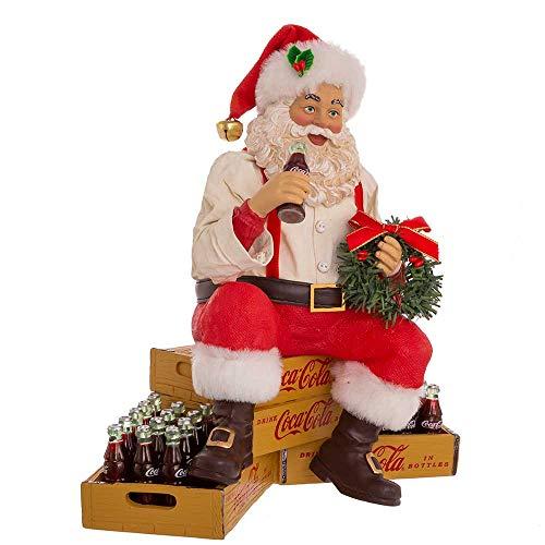 Coca-Cola CC5212 - Babbo Natale, multicolore