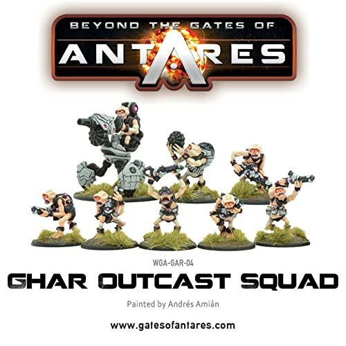 Beyond The Gates Of Antares, Ghar Outcast Squad