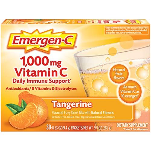 Emergen-C 1000mg Vitamin C Powder, …