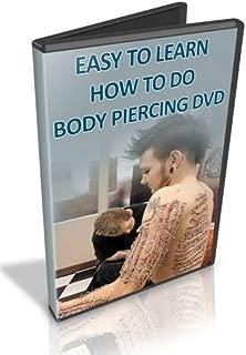 Body Piercing Training Instructional Dvd