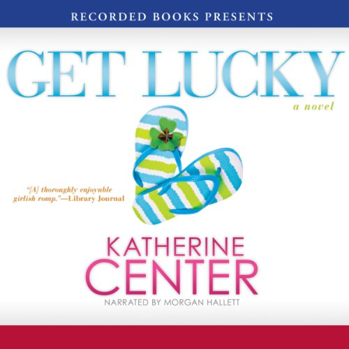 Get Lucky audiobook cover art