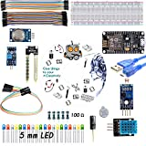"""👉 Aim : We are introducing our new kit """"IoT Revolution kit - ELGYEM"""" , in which you can learn how to use all the components included in kit .You can make wireless cloud server based nodemcu esp8266 projects for home automation using Blynk, MQTT Bo..."""
