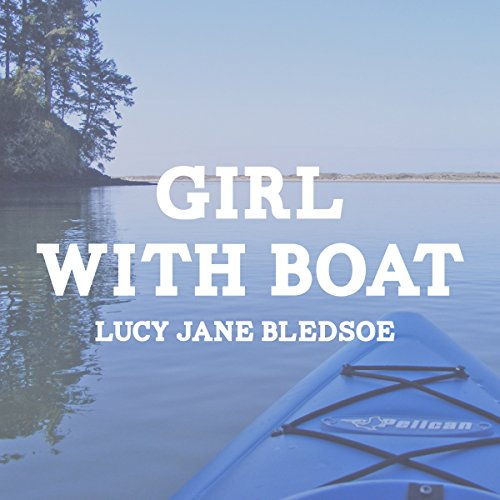Girl with Boat audiobook cover art