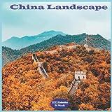 China Landscape Calendar 2022: 16 Month Squire Calendar 2022