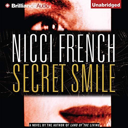 Secret Smile audiobook cover art