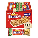 Cheerios Barretta di Cereali Integrali al Miele con Base al Latte, 16 Pezzi...