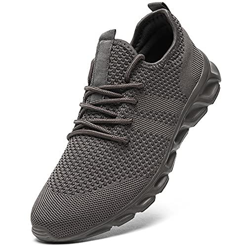 Zapatillas De Deporte Hombres Running Correr Tenis Gimnasio Casual Sneakers Deportivas Bambas Masculino Transpirables Moda Zapatos